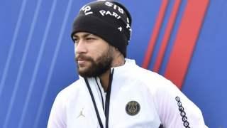 Neymar kontrakt
