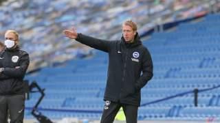 Trener Brighton Graham Potter
