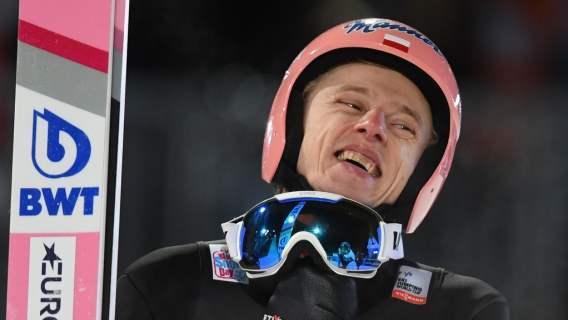 Dawid Kubacki wygrał prolog w Zakopanem