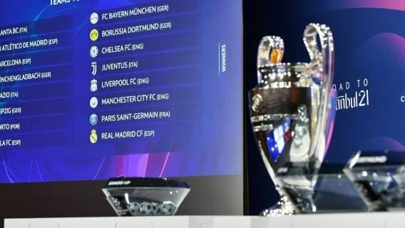 Liga Mistrzów mecz