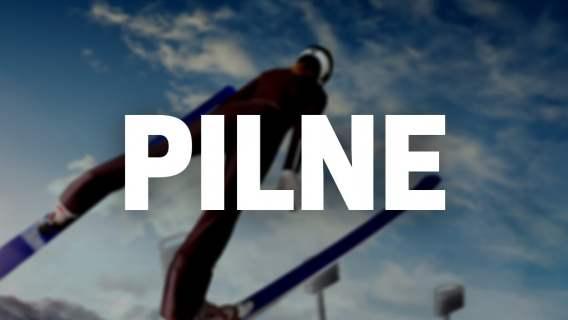 Skoki narciarskie pilne